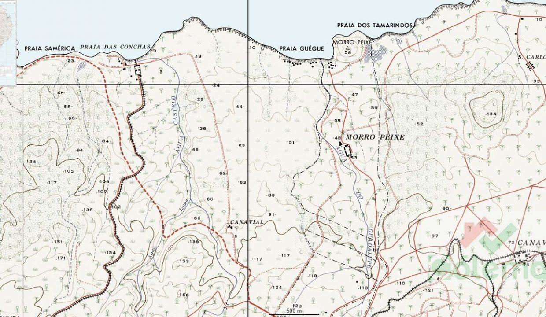 Map-norte conchas morro peixe
