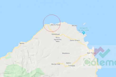 PRO22 Terreno 2-2ha praia conchas map