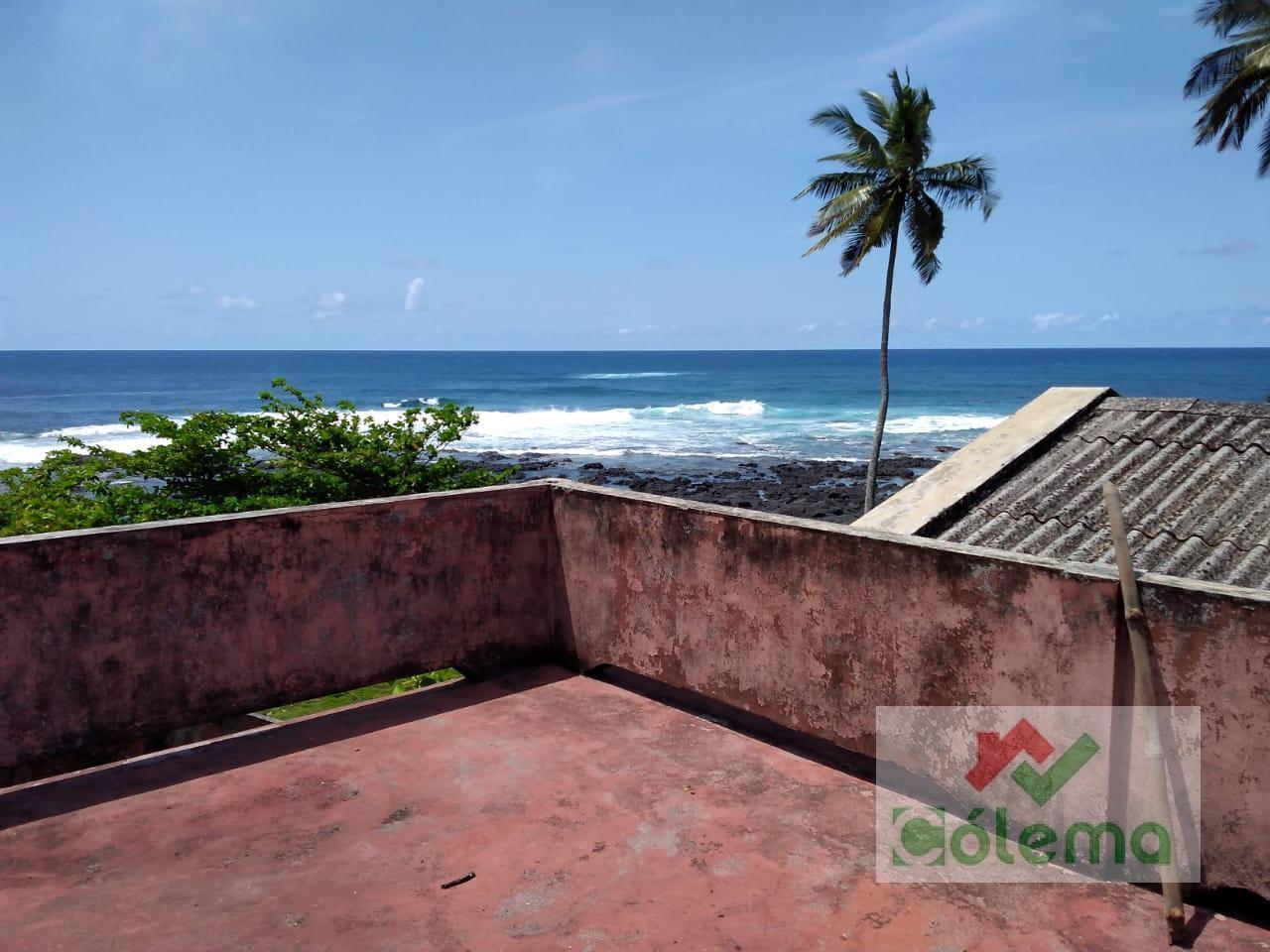 VE44 Maison T3 en construction – site balnéaire – Agua Izé