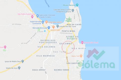 VE51 casa armazem vila maria map