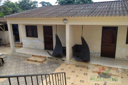 VE60 Casa colonial T2 vista mar piscina marginal 021