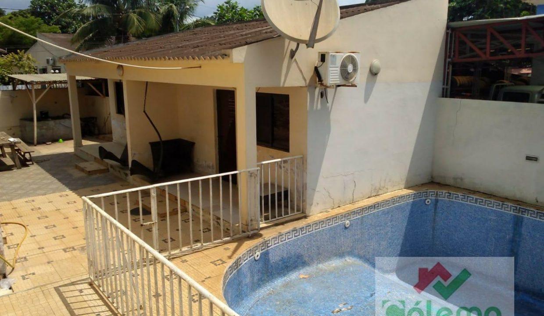 VE60 Casa colonial T2 vista mar piscina marginal 026
