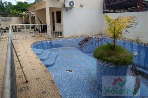 VE60 Casa colonial T2 vista mar piscina marginal 06