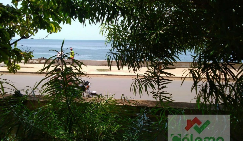 VE61 Casa colonial T2 vista mar marginal 033