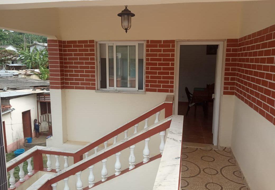 ARR104 Apartamento T2 beira-mar Santana 005
