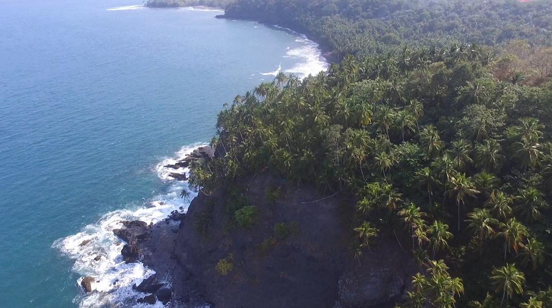 TER102 Roça Nova Olinda 80 hectares com casa colonial e praias 004