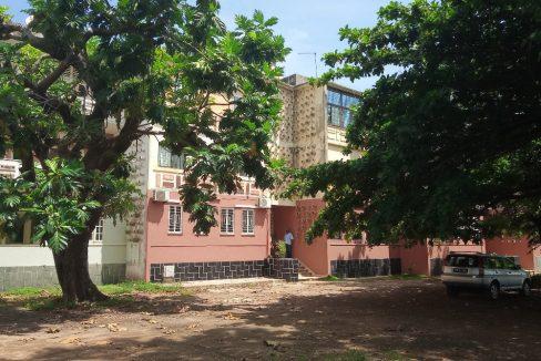 VEN108 Appartement T2 epoque colonial centre historique 016