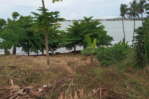 PRA 04 Terreno beira mar 2500m2 Passadeira Sao Tome com casa para renovar_003